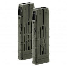 Photo Pack of 2 DAM 20 rounds mags OD