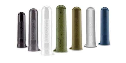 Photo Plastic tubes 140b