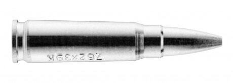 Photo Douilles amortisseurs aluminium pour armes de tir
