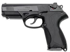 Photo Pistolet 9 mm à blanc Chiappa PK4 bronzé