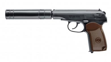 Photo Pistolet CO2 Legends KGB BB's cal. 4.5 bbs Co2 3,0J