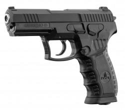 Photo IWI Jericho CO2 pistol black BB's cal. 4.5 mm