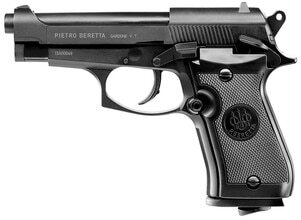 Photo Pistolet Beretta M84 FS BB's cal. 4,5 mm