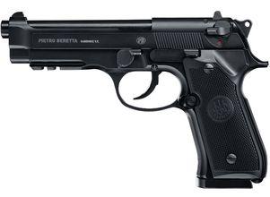 Photo Pistolet Beretta M92 A1 noir BB's cal. 4,5 mm