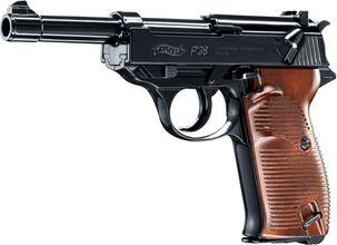 Photo Pistolet CO2 Walther P38 métal BB's cal. 4,5 mm