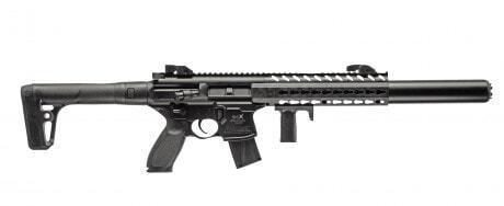 Photo Sig Sauer MCX Co2 carbine 4.5 mm lead shot