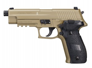 Photo Sig Sauer P226 Co2 Air pistol Cal .177 FDE