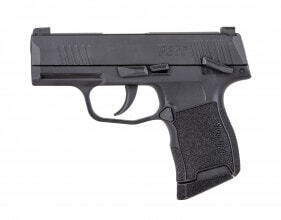 Photo Pistolet Sig Sauer P365 Co2 4,5 mm à billes