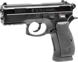Photo Pistolet CO2 CZ 75D Compact BB's cal. 4,5 mm