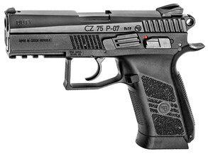 Photo BB's GBB MS DTCZ 75 P-07 CO2 gun