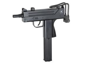 Photo Cobray Ingram M11 CO2 gun black cal. 4.5 mm