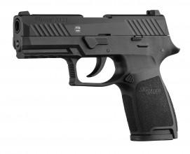 Photo Pistolet à blanc SIG SAUER P320 noir 9mm P.A.K.