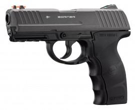 Photo Pistolet Co2 culasse fixe BORNER W3000 cal. 4.5mm BB's
