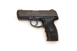 Photo Pistolet Co2 culasse fixe BORNER W3000M cal. 4.5mm BB's