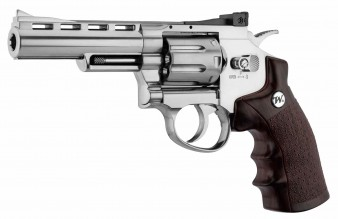 Photo Revolver 4'' Winchester Cal 4.5 mm  à CO2