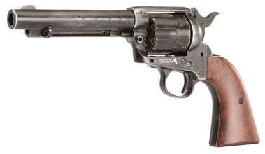 Photo Revolver Colt Simple Action Army 45 antique BB's cal. 4,5 mm