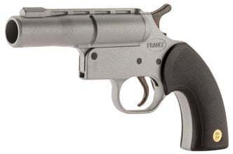 Photo Pistolet Gomm-Cogne SAPL GC27 argent