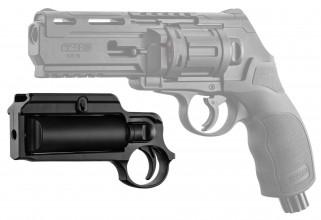 Photo Defense Spray Extension for T4E HDR 50 revolver