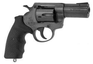 Photo Revolver ALFA PROJ 3 inches - Cal. 38 bronzed SP