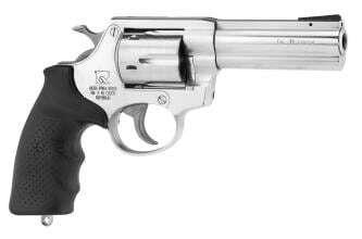 Photo Revolver ALFA PROJ 4 inches - Cal. 38 SP Inox