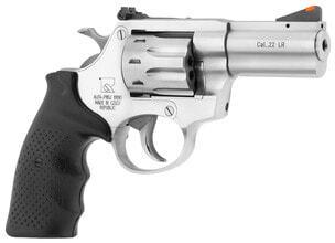 Photo Revolver Alfa Proj .22 LR 3 '' Inox