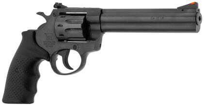 Photo Revolver Alfa Proj .22 LR 6 '' tanned
