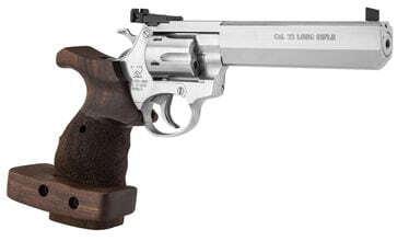 Photo Revolver Alfa Proj Sport .22 LR - 6 '' Stainless Steel Barrel