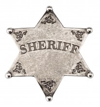 Photo Sherif star
