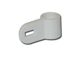 Photo Various plastic fastener rings