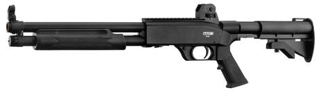 Photo Shotgun with CO2 pump defense T4E SG68