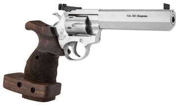 Photo Revolver Alfa Proj Sport 357 Magnum 6 '' Inox