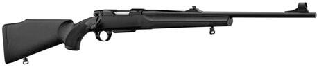 Photo Carabine à verrou Renato Baldi crosse synthétique noire - calibre . 222 Rem.