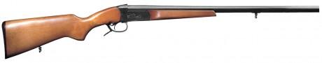 Photo One-shot wood rifle cal.20 - Model IJ18E