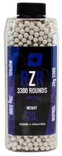 Photo Billes RZR 0. 20 g bouteille 3300 bbs - NUPROL