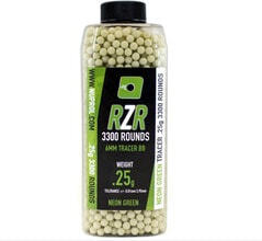Photo Beads RZR 0.25g green 3300bb bottles TRACER - Nuprol
