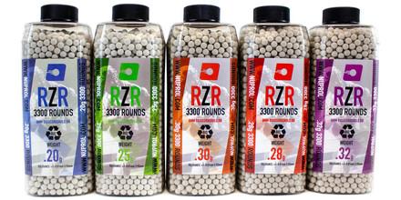 Photo RZR BIO bottles in bottle 3300 bbs