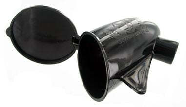 Photo Black plastic loader 50 balls