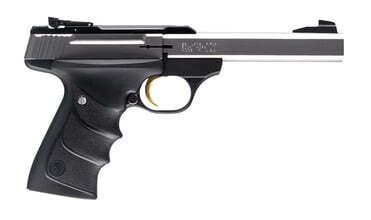 Photo Browning Buck Mark Standard Stainless Steel URX .22 LR Gun