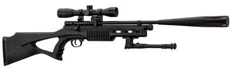 Photo Carabine à plomb CO2 XS78 Tactical multi-shot - SMK