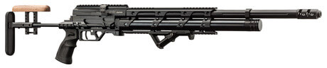 Photo Carabine à air Evanix sniper cal. 30 (7. 62 mm) - 100 joules