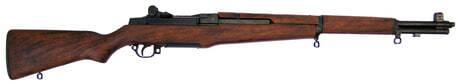 Photo Denix decorative replica of the American rifle M1 Garand 1932