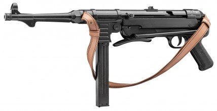 Photo Denix decorative replica of the German MP40 submachine gun
