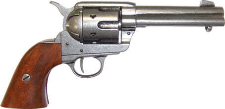 Photo Denix decorative replica of American Peacemaker Revolver cal. 45