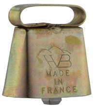 Photo Zinced steel bellows - Hélen Baud