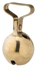 Photo Roman Bells in polished brass