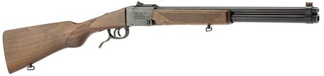 Photo Rifle Chiappa Double Badger cal. 20/22 LR