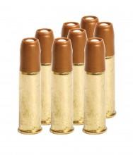 Photo 8 revolver shells for S&W R8