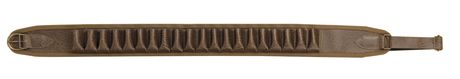 Photo Leather belt belt brown leather - Country Saddlery