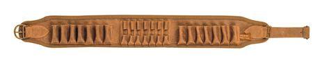 Photo Cartouchière croupon ciré mixte balles et cartouches - Country Sellerie