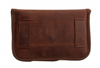 Photo Leather pouch - Country Saddlery